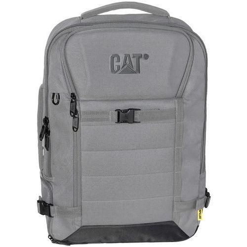 Caterpillar ultimate protect mason plecak podręczny / kabinowy 16/53 cm cat / grey - grey