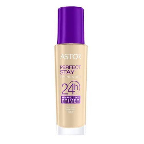 Astor Perfect stay 24h foundation + perfect skin primer spf20 podkład do twarzy i baza 100 ivory 30ml - . darmowa dostawa do kiosku ruchu od 24,99zł