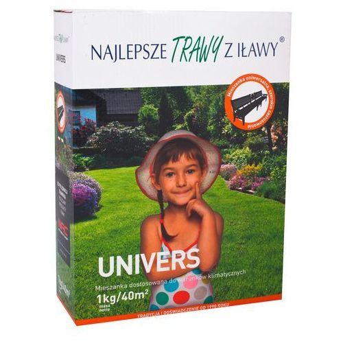 Trawa uniwersalna univers 1 kg marki Najlepsze trawy z iławy