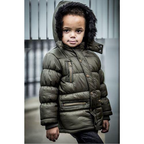 Kurtka chłopięca zimowa 1a33an marki Minoti