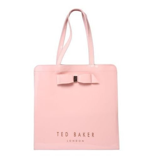 Ted Baker Torba shopper 'Bow detail large bag' różowy pudrowy (5057542726849)