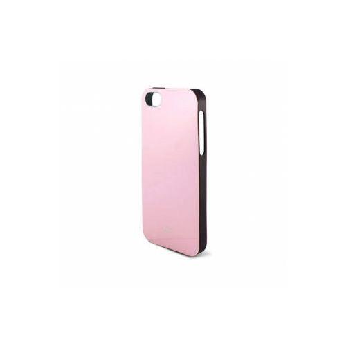 KSIX Etui SOLID TPU dedykowane do Apple iPhone SE/5S/5 - różowe Odbiór osobisty w ponad 40 miastach lub kurier 24h - sprawdź w wybranym sklepie