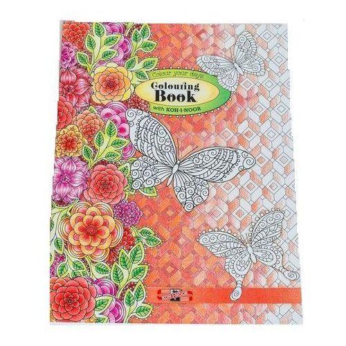 Koh-i-noor Kolorowanka dla dorosłych colour your days