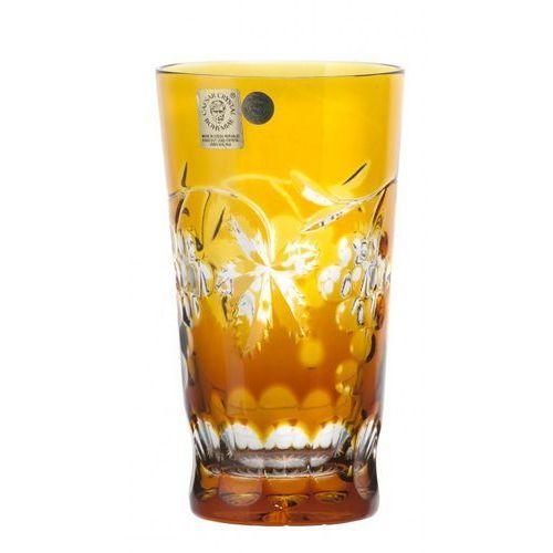 Caesar crystal 32759 szklanka winogrona, kolor bursztynowy, objętość 320 ml