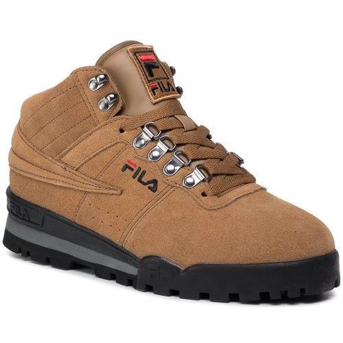 Sneakersy FILA - Fittness Hiker Mid 1010489.CJU Nomad, kolor brązowy