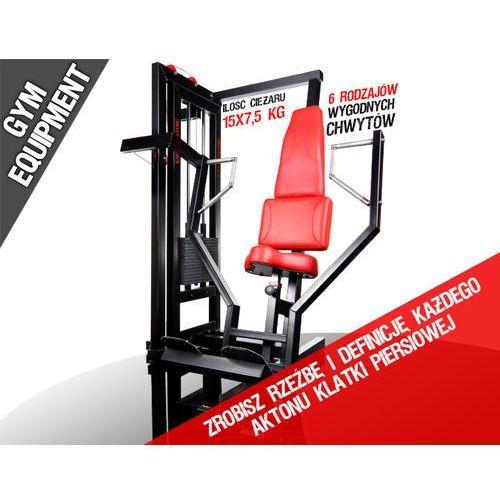 Na mięśnie klatki piersiowej, wyciskanie siedząc pms20s  gym equipment marki Kelton