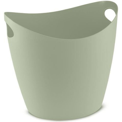 Miska łazienkowa BOTTICHELLI, rozmiar XL - kolor eucalyptus green, KOZIOL (4002942442784)
