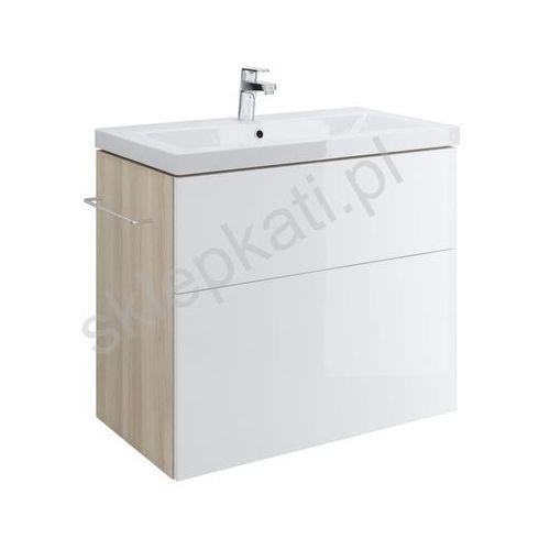 smart szafka podumywalkowa 80, front biały s568-020 marki Cersanit