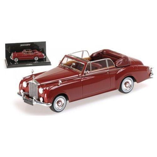 MINICHAMPS Rolls Royce Silver Cloud II (4012138101913)