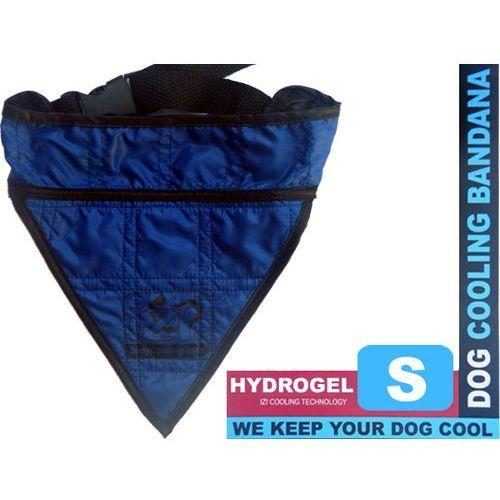 Bandamka z chłodzącym hydrożelem niebieska s marki Izibodycooling