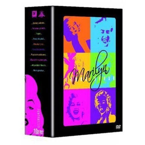 Kolekcja Marylin Monroe (10 DVD) - George Cukor, Henry Hathaway, Howard Hawks (5903570145056)