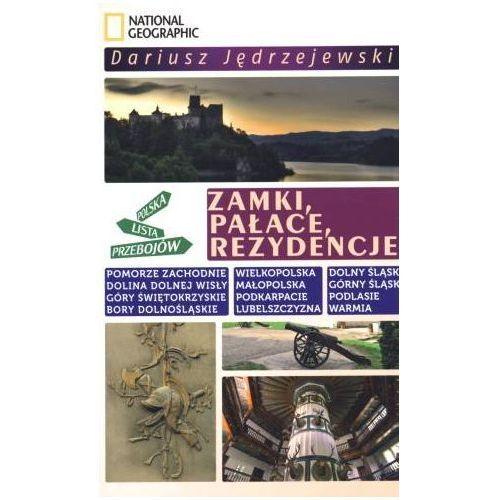 Polska Lista Przebojów Zamki pałace rezydencje (160 str.)