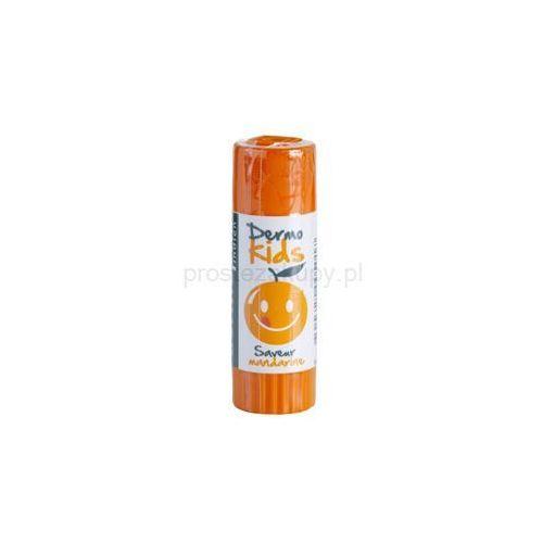 dermokids balsam do ust o smaku owocowym + do każdego zamówienia upominek. marki Dermophil