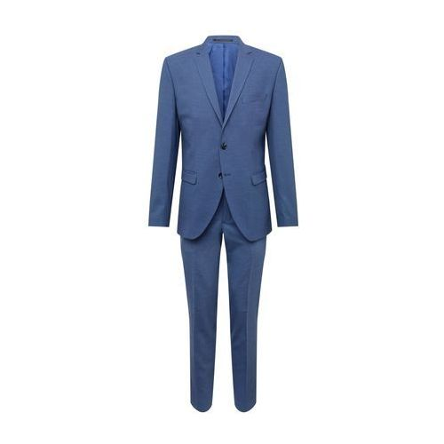 SELECTED HOMME Garnitur 'SLIM-MYLOLOGAN BLUE STRUC SUIT B' ciemny niebieski (5714490806305)