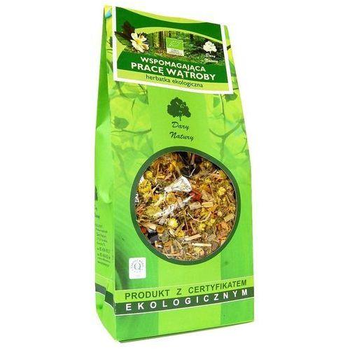Wspomagająca pracę wątroby Eko - herbatka Dary Natury