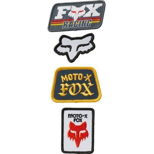 Fox Naszywka - race day patch pack misc (582) rozmiar: os