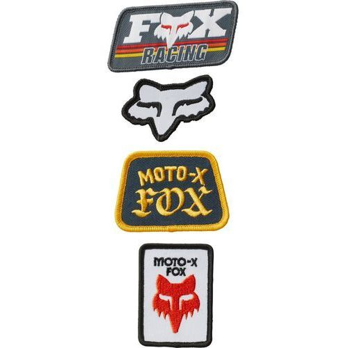 naszywka FOX - Race Day Patch Pack Misc (582) rozmiar: OS