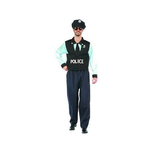 Kostium policjant - roz. 56, Go