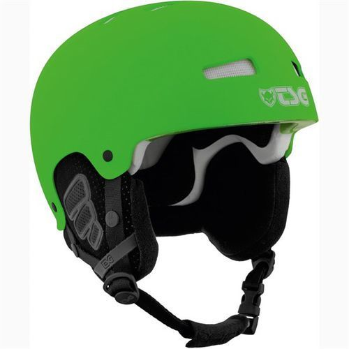 kask TSG - Gravity Solid Color Flat Lime Green (385) rozmiar: S/M