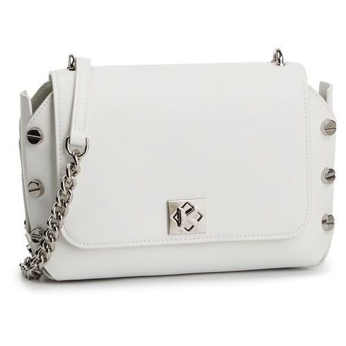 Torebka KAZAR - Dallas 31772-01-01 White, kolor biały
