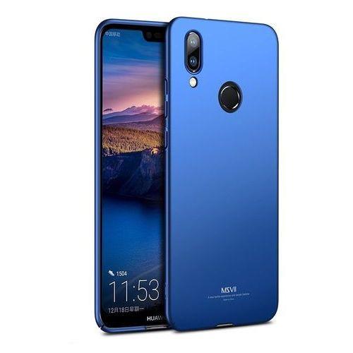 Etui MSVII do Huawei P20 Lite Blue