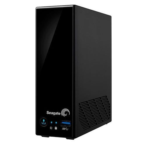 Seagate Business Storage 1-Bay STBM3000200 - Cavium CNS3420 / 0,25 GB / 3 TB / 1 x Gigabit LAN / 1-dyskowy