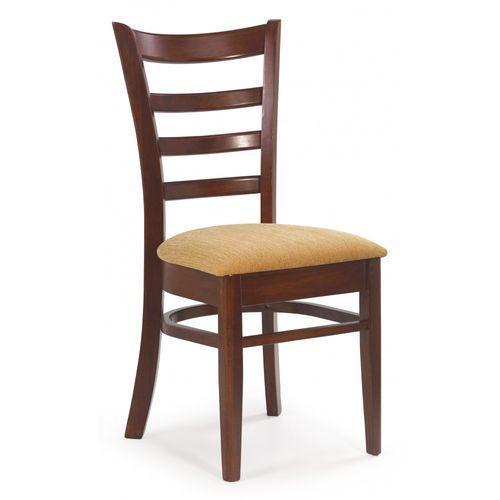Halmar Stylowe krzesło z drewna k98 czereśnia antyczna / gwarancja 24m / najtańsza wysyłka!