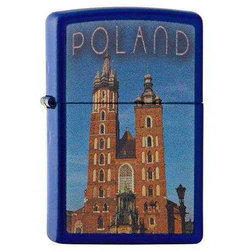 Zapalniczka ZIPPO Kościół Mariacki, Royal Blue (60002208) - sprawdź w wybranym sklepie