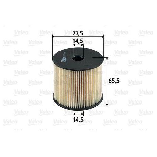 Filtr paliwa VALEO 587903 (3276425879034)