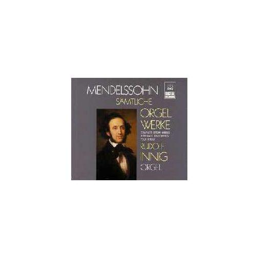 Mendelsohn: Complete Organ Works (0760623048727)