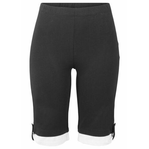 Bonprix Shirt, kardigan + legginsy (3 części) jasnoróżowo-jasnoszary melanż- biel wełny
