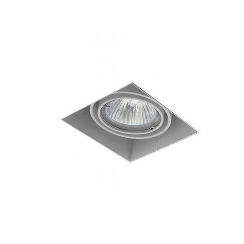 Aqform Squares 50x1 trimless 230v phase-control wpuszczany biały 37011-0000-u8-ph-03