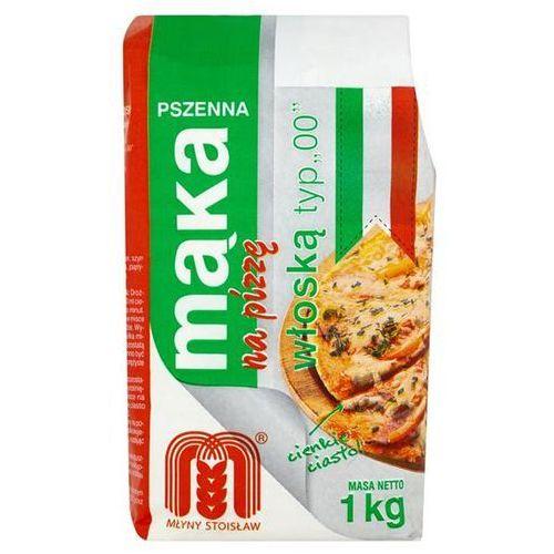 Mąka Pszenna Na Pizzę Włoską 1 kg.