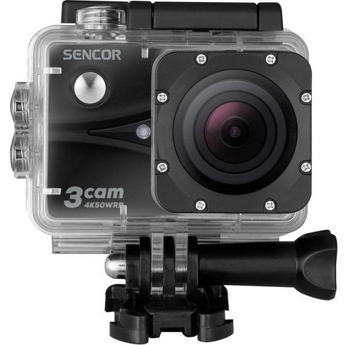 SENCOR kamera sportowa 3CAM 4K50WRB (8590669234929)
