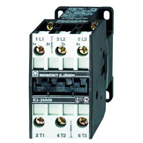 Stycznik 3-polowy 15kW 32A 230V AC K3-32A00 230