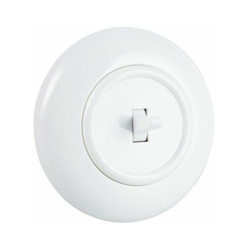 Włącznik schodowy LF0030W LOFT biały DPM (5906881207062)