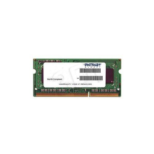 PATRIOT DDR3 8GB SIGNATURE 1600MHz CL11 1.5V SO-DIMM