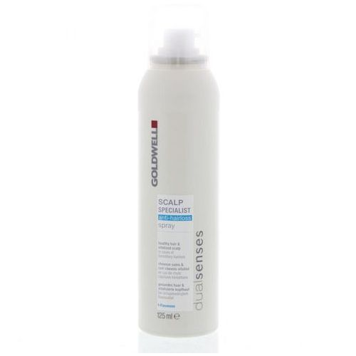 dualsenses scalp specialist spray anti hairloss - spray przeciwwypadaniu włosów 125ml marki Goldwell