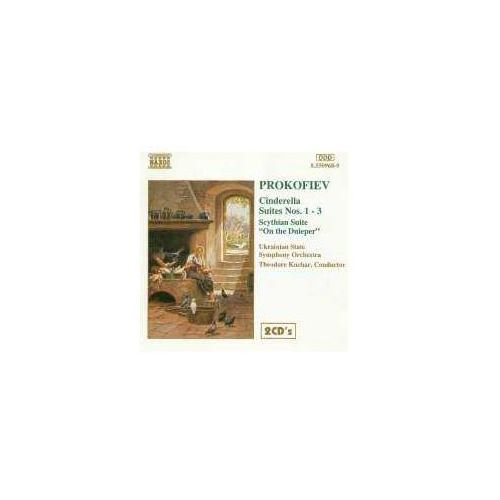 Cinderella Suites Nos. 1-3 / Scythian Suite - On The Dnieper (0730099596824)