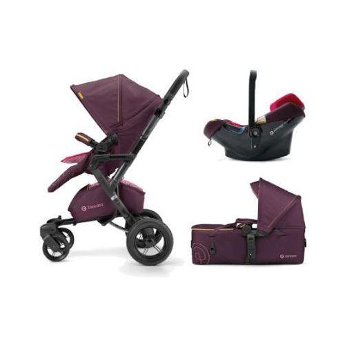 CONCORD Wózek Mobility-Set Rose Pink (8433228020352)
