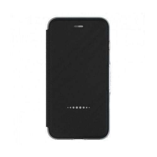 Gear4 Etui  d3o oxford iphone 7 plus - czarny - srebrny (4895200202097)