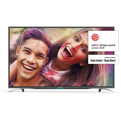 TV LED Sharp LC-49CFG6352