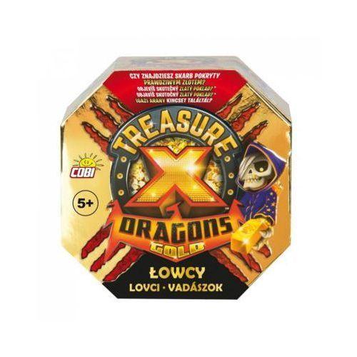 Cobi Figurka treasurex s2 dragons łowca 1pak