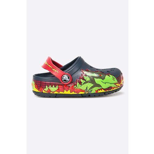 - klapki dziecięce crocs lights marki Crocs