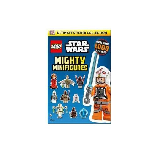 LEGO (R) Star Wars (TM) Mighty Minifigures Ultimate Sticker Collection, Dorling Kindersley Publishers