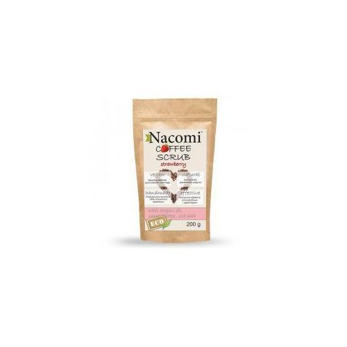 , peeling suchy - truskawka, 200g marki Nacomi