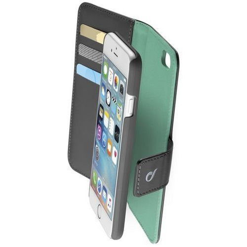 Etui CELLULAR LINE Combo do Apple iPhone 6/6S Czarny (8018080250743)