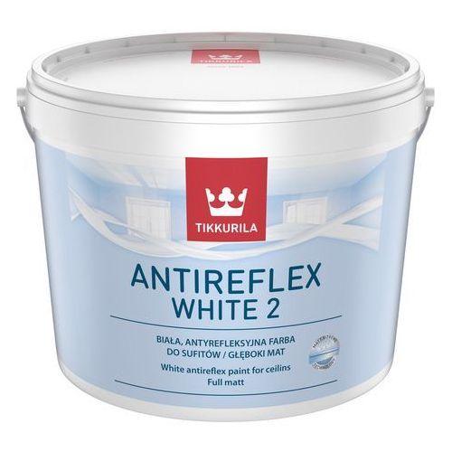 Farba wewnętrzna anti-reflex 10 l biała marki Tikkurila