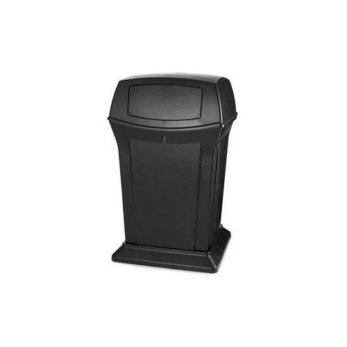 Pojemnik na odpady (pe), ogniotrwały,poj. 170 l, szer. x wys. x głęb. 632 x 1054 x 632 mm marki Rubbermaid