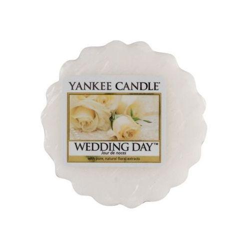 Dzień ślubu - wosk zapachowy marki Yankee candle